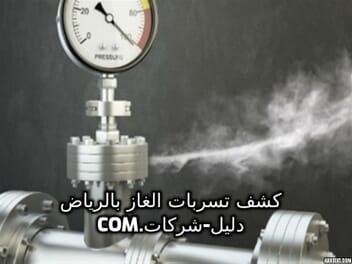 شركة كشف تسربات الغاز المركزى ببقيق الكترونيا