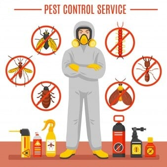 شركة مكافحة الحشرات بوادى الدواسر –